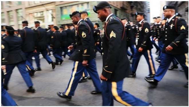 Veterans need to take the lead in defense-related agencies