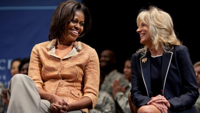 First Lady and Dr. Jill Biden Announce Philanthropy-Joining Forces Impact Pledge
