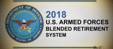 DoD sends blended military retirement proposal to Congress