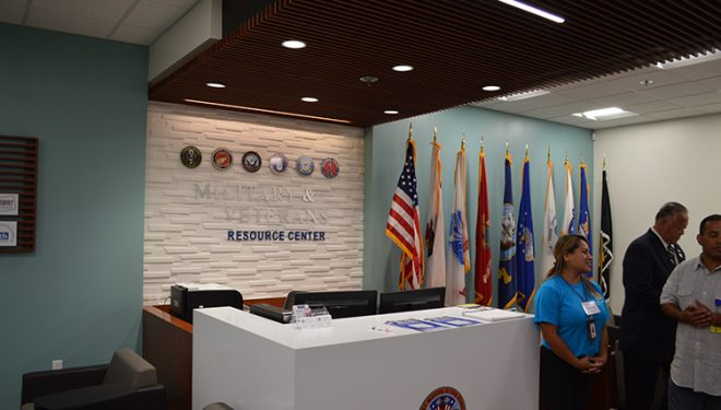 New veterans center opens in Escondido