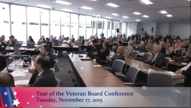 Conference Recognizes Needs of County Veterans
