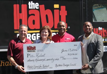 The Habit Burger Grill Serves It Up for Veterans in San Diego