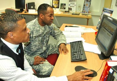 Volunteering Eases Veterans' Transition To Civilian Life
