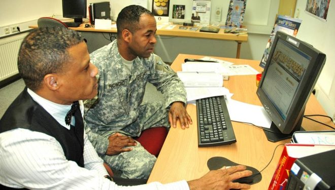 Volunteering Eases Veterans' Transition To Civilian Life