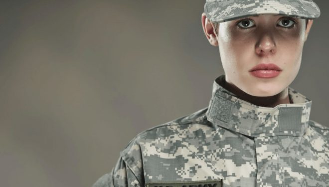 Women Veterans Report: The Past, Present and Future of Women Veterans