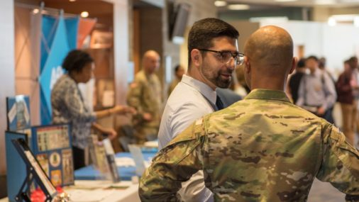 Veterans may be overwhelmed by too many programs to help them find jobs